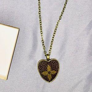 NEW 🇫🇷 Heart chain handmade necklace ✨